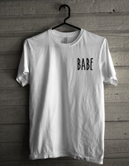 Babe New Unisex T Shirt