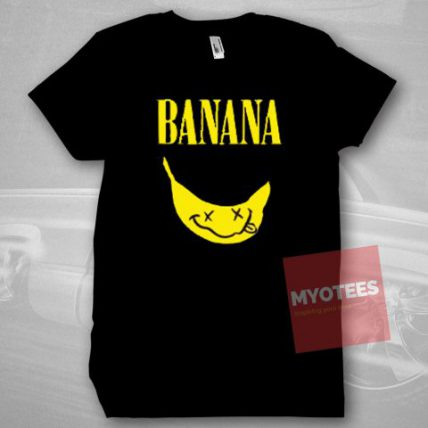 Banana Parody Band Unisex T Shirt