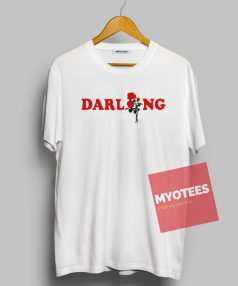 Darling Rose Unisex T Shirt