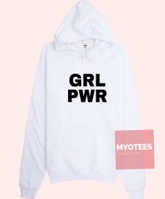 Girl Power Unisex Adult Hoodie