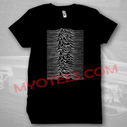 Joy Division Wave Unisex T Shirt