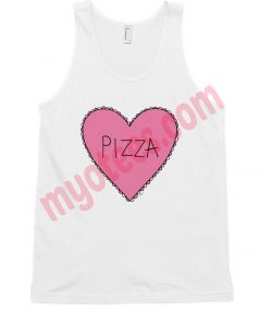 Pizza Love Tank Top