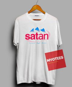 Satan Water Unisex T Shirt