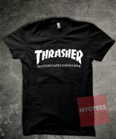 Skateboard Magazine Unisex T Shirt