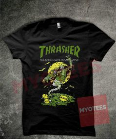 The Devil Thrasher Unisex T Shirt