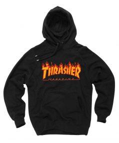 Thrasher Magazine Unisex Adult Hoodie