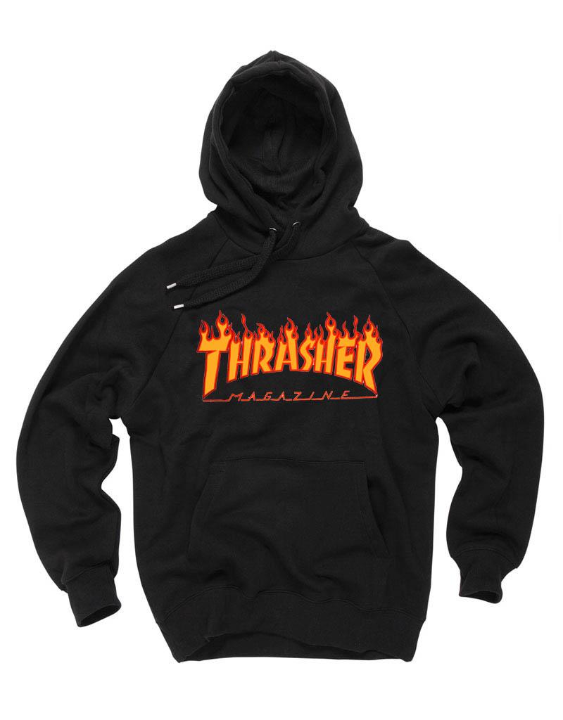 d461b04e62f2 Thrasher Magazine Unisex Adult Hoodie · Home   Clothing   Hoodies
