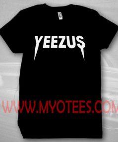 Yeezus Logo Unisex T Shirt