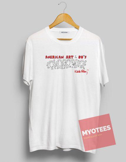 American Art 80's Unisex T Shirt