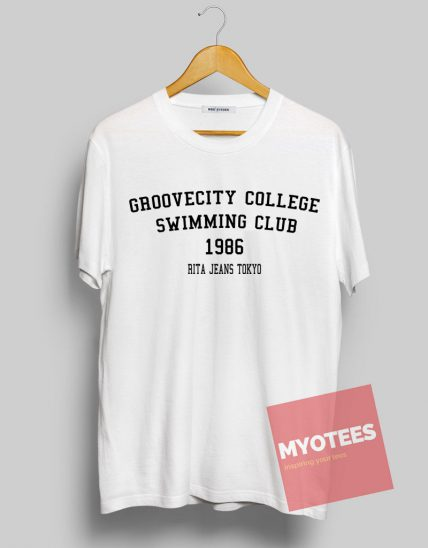 Groovecity College Unisex T Shirt