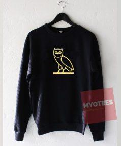 Owl Gold Unisex Sweatshirt