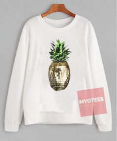 Pineapple Gold Unisex Sweatshirt