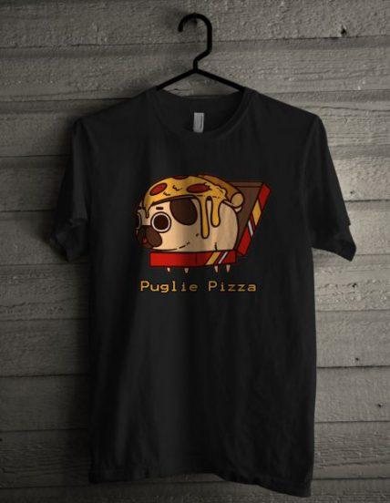 Puglie Pizza Funny Unisex T Shirt