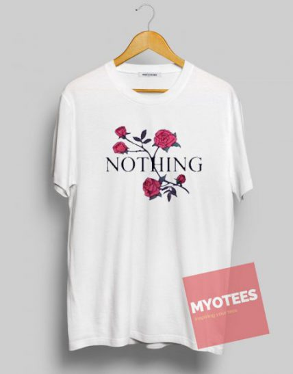 Red Roses Nothing Unisex T Shirt