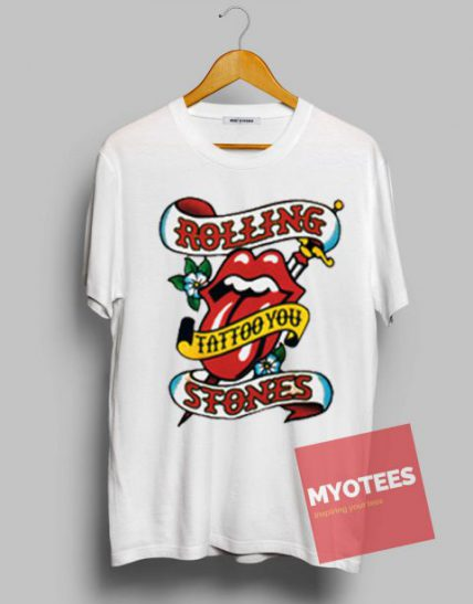 Rolling Stone Tatto Unisex T Shirt