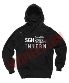 Seattle Grace Intern Unisex Adult Hoodie