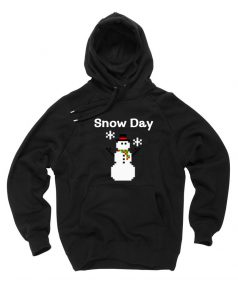 Snow Day Unisex Adult Hoodie