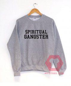 Spiritual Gangster Unisex Sweatshirt