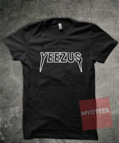 Yeezus Kanye Unisex T Shirt