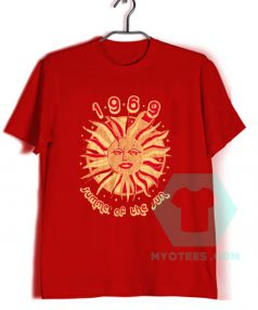 1969 Summer Of The Sun Unisex T Shirt