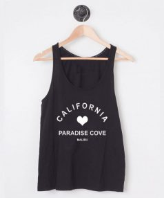 California Paradise Cove Unisex Tank Top