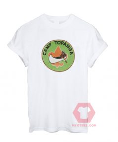Camp Topanga Unisex T Shirt