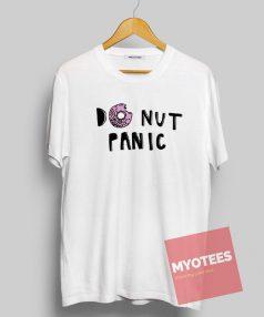 Donut Panic Unisex T Shirt