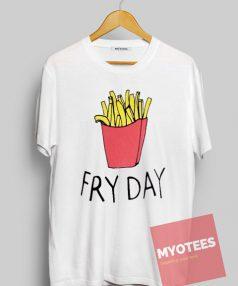 French Fries on Friday Unisex T Shirt