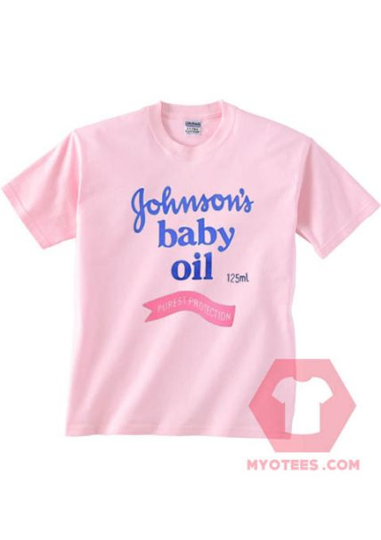 Johnsons baby oil Unisex T Shirt