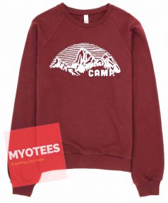Mountain Camp Unisex Sweatshirt