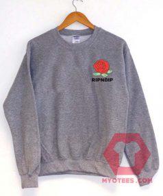 Rose Ripndip Unisex Sweatshirt