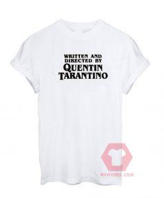 Quentin Tarantino Unisex T Shirt