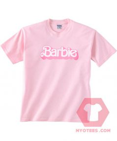 Barbie Basic Logo Unisex T Shirt