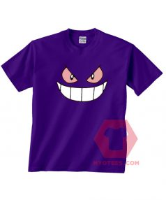 Gengar Pokemon Unisex T Shirt