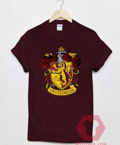 Gryffindor Symbol Unisex T Shirt