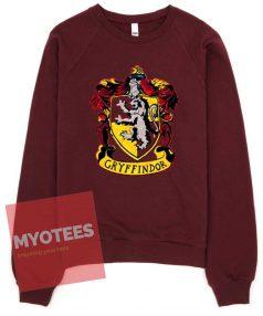 Gryffindor Symbol Unisex Sweatshirt