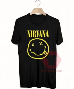 Custom Tees Nirvana Unisex T Shirt