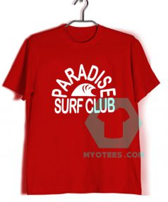 Paradise Surf Club Unisex T Shirt