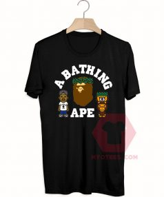 A Bathing Ape Big Sean Unisex T Shirt