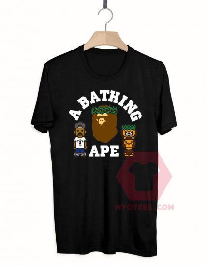 A Bathing Ape Big Sean Unisex T Shirt