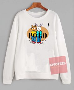 Ralph Lauren Arthur Parody Unisex Sweatshirt
