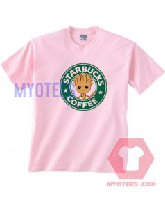 Starbucks Coffee Groot Unisex T Shirt