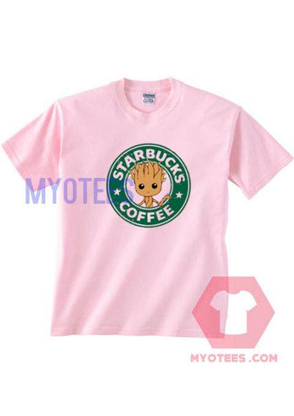 Starbucks Coffee Groot Unisex T Shirt