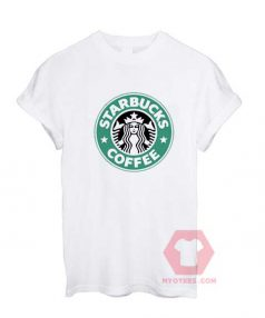 Starbucks Coffee Logo Unisex T Shirt