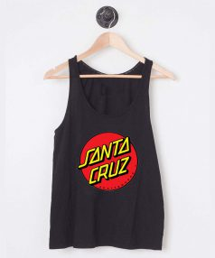Buy Tank Top Santa Cruz Unisex on Sale