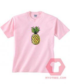 Pineapple Pink Unisex T-Shirt