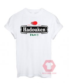 Best T shirt Brewhouse Hadouken Unisex on Sale