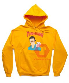 New Hoodie Gonz Cover Thrasher Unisex on Sale