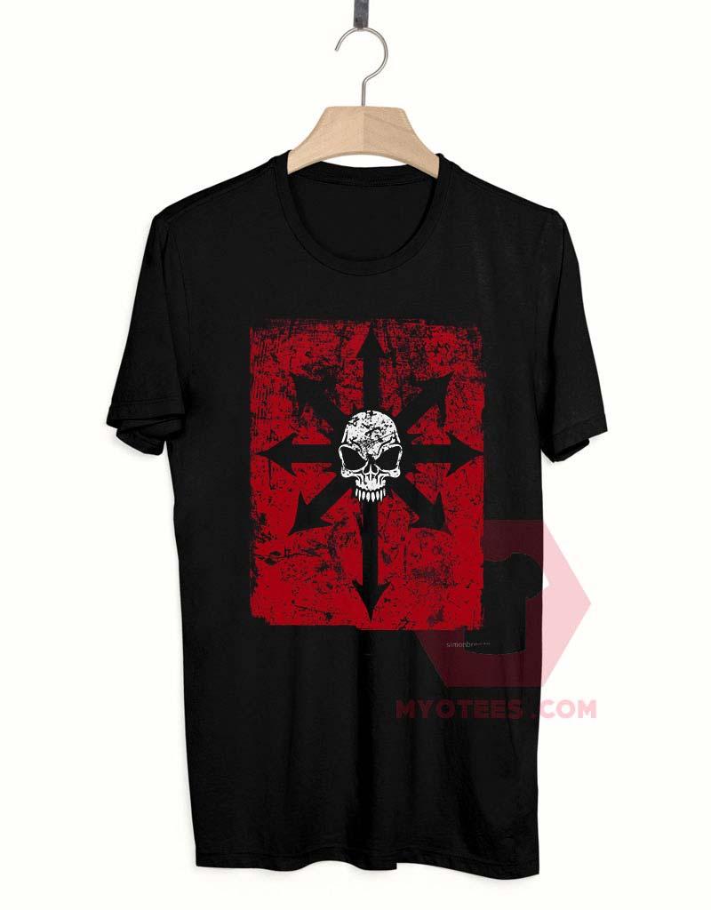 Best T Shirt Skull Red Unisex On Sale Myotees