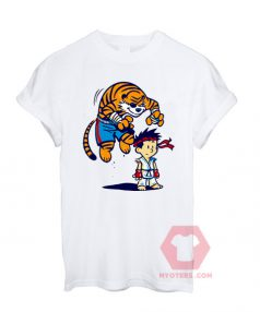 Best T shirt Tiger Pounced Unisex on Sale